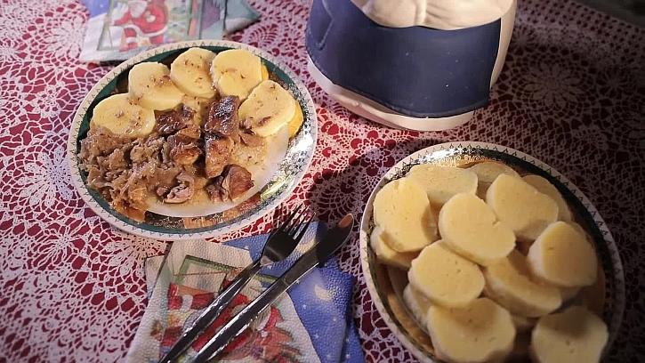Rychlé a chutné bramborové knedlíčky