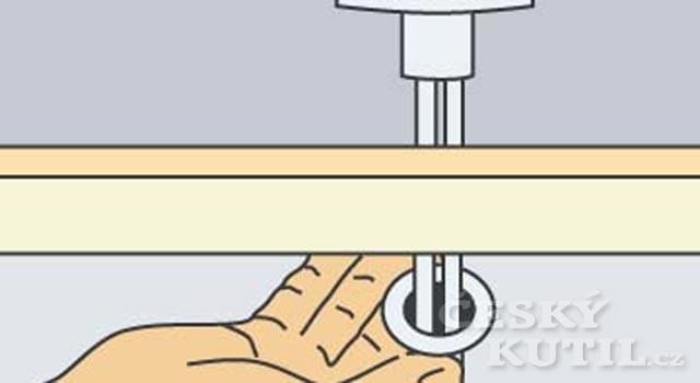 Snadný postup jak vyměnit dřez