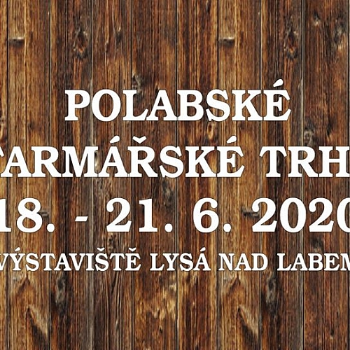 Polabské farmářské trhy 2020