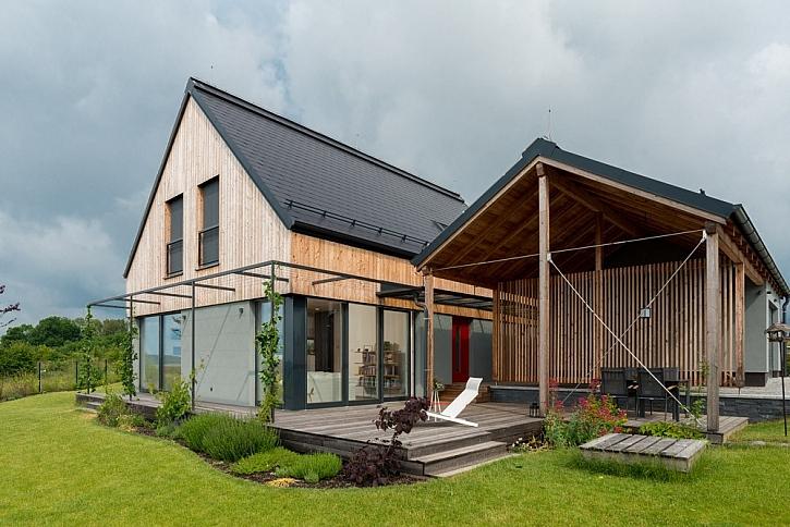 Ocenění Pasivní dům 2017 získalo pět staveb
