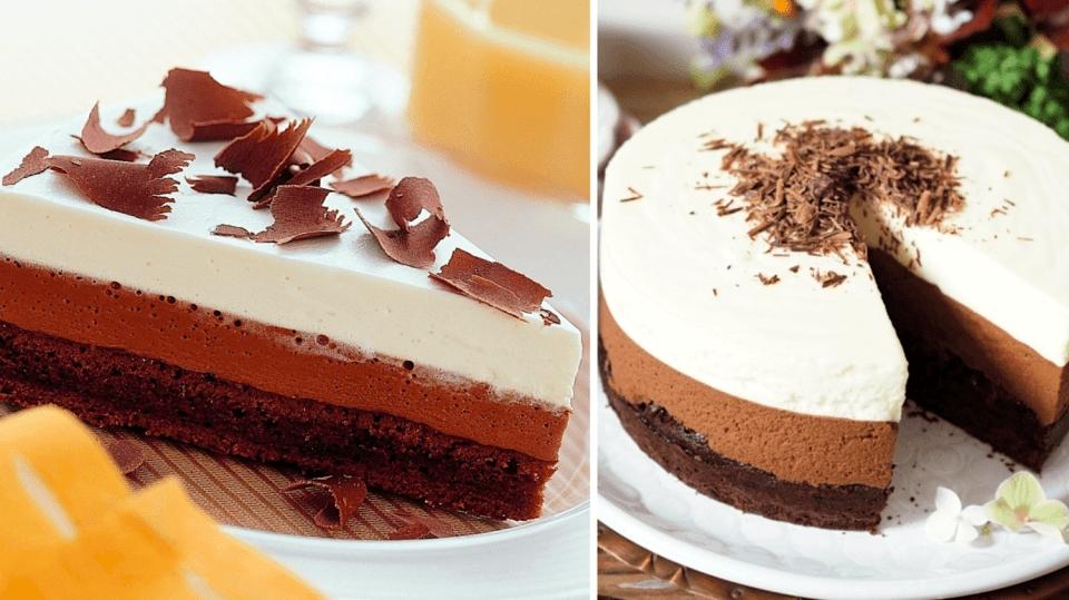 Udělejte si čokoládový dort aneb Dva recepty na štěstí