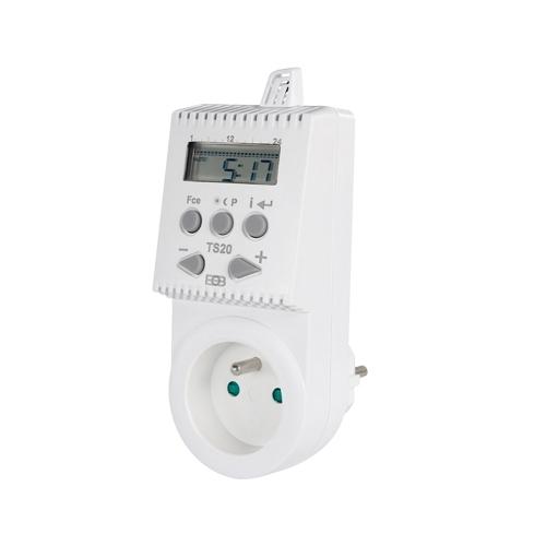 ELEKTROBOCK PH-TS20 bezdrátová tepelně spínaná zásuvka PocketHome