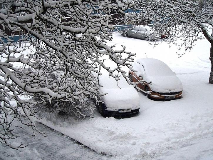 Přivítejte zimu bez obav s tekutými řetězy Tempo