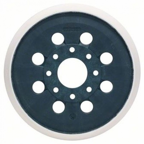 BOSCH Brusný talíř tvrdý, 125 mm