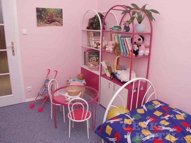 Druhý dětský pokoj  – pokoj pro malou princeznu