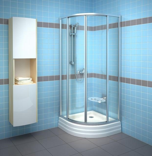 Zařizujeme koupelnu – vybíráme sprchový kout