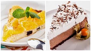 Božské dorty zricotty: Nemáte chuť si trochu zahřešit?