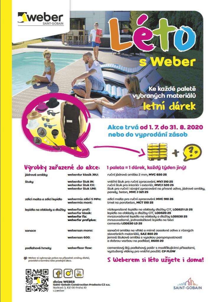 Leto s Weber-2020