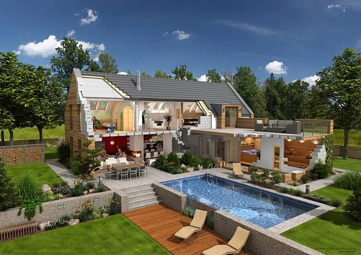 Předejděte pozdějším překvapením a podílejte se na stavbě svého domu