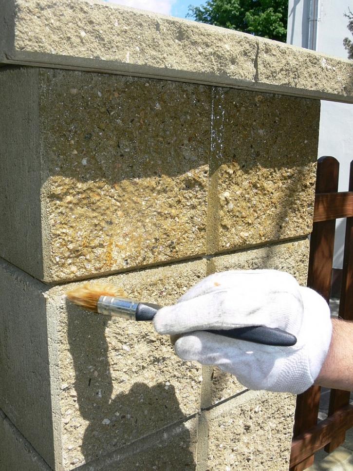 Barvy Knauf TS 730 na dřevo, beton i kov