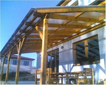 Plasty i na střechu