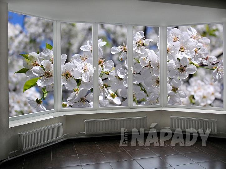 Plastová okna mají těsnění již zabudovaná ve svých rámech (Zdroj: depositphotos.com)