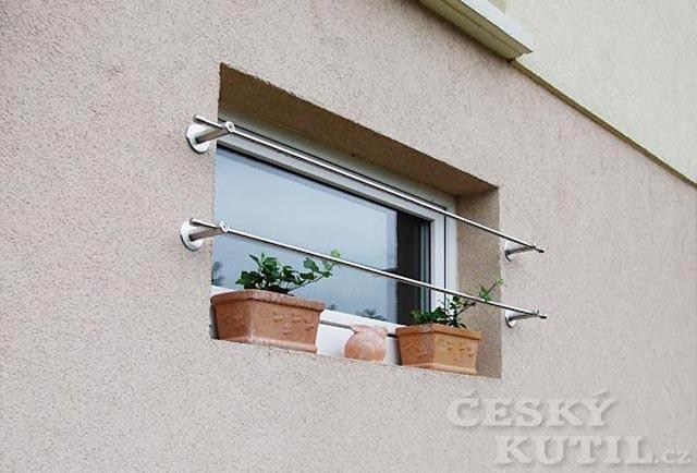 Stavebnicový systém zábradlí
