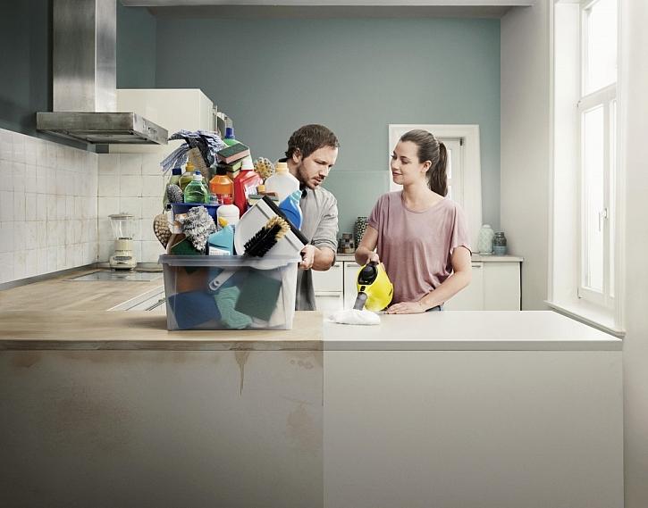 Rada č. 4: čisticí prostředky