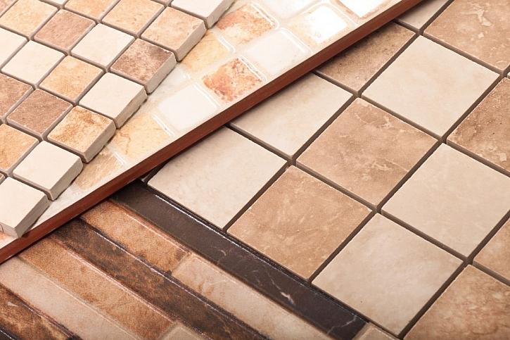 Vzorník dlažby usnadní výběr dlažby do koupelny