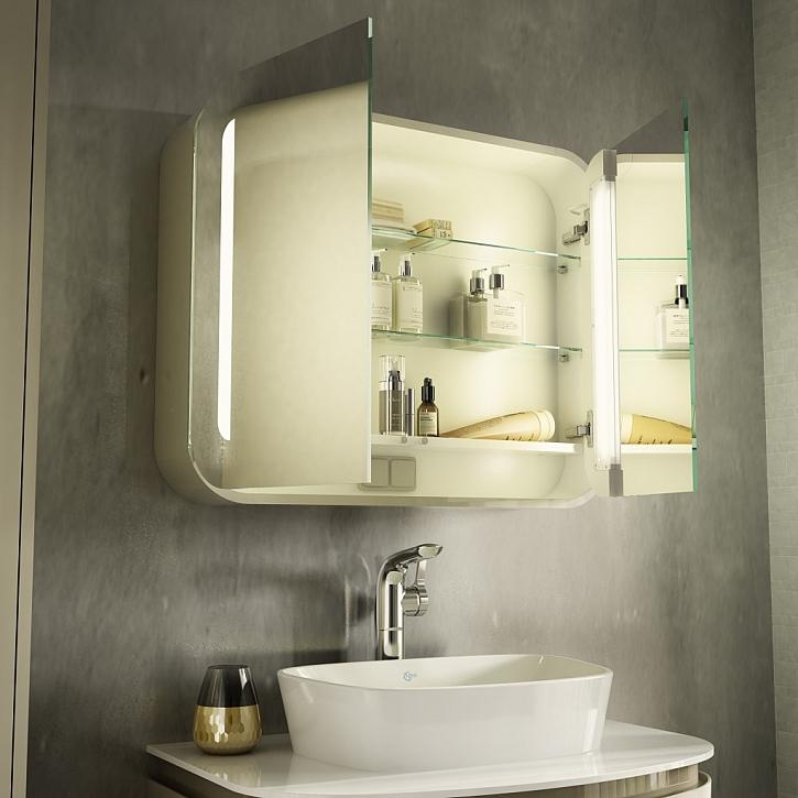 Nová řada Dea od Ideal Standard v sobě spojuje smyslný design a výjimečnou funkčnost