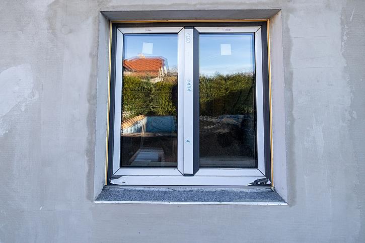 Zateplení kolem oken má svá přísná pravidla