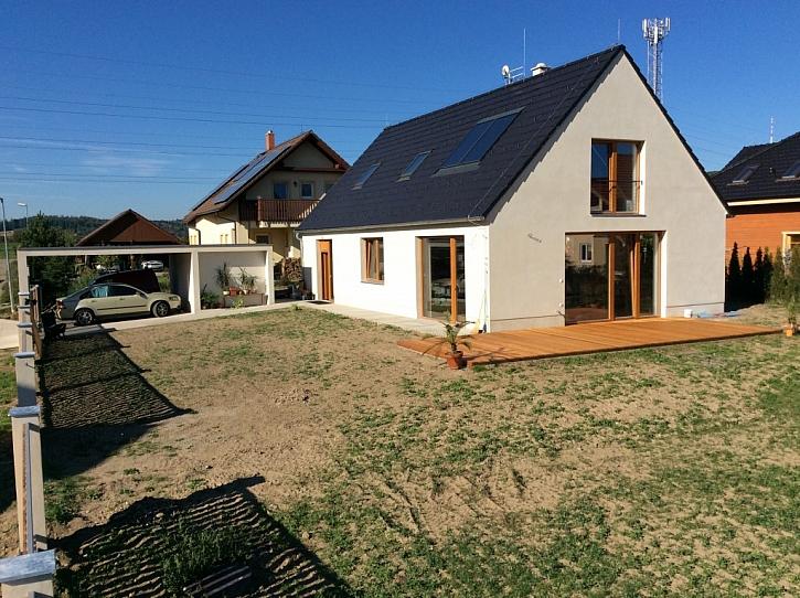 Z cihelných bloků HELUZ je postaven nejúspěšnější Pasivní dům roku 2016