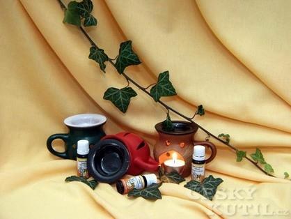 Aromaterapie - vůně pro duši i tělo