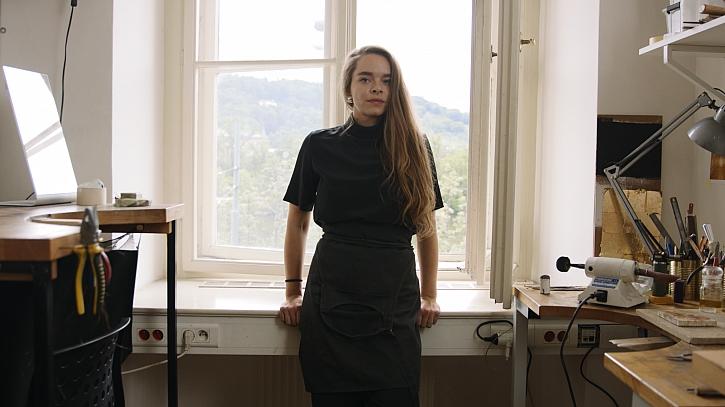 Mária Kobelová - šperkařka