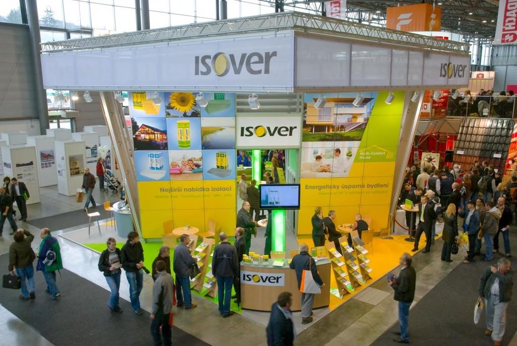 Isover CZ vás zve na veletrh IBF 2011