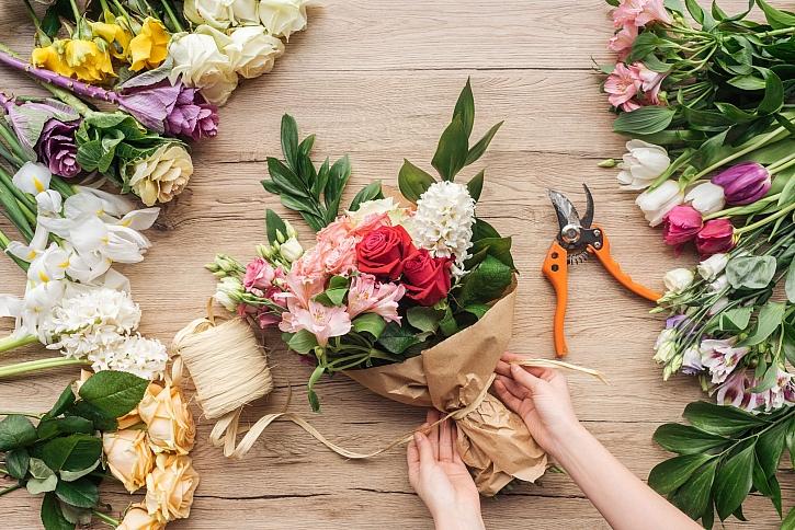 Čerstvá vazba z květin, které neuvadnou, není utopie (Zdroj: Depositphotos)