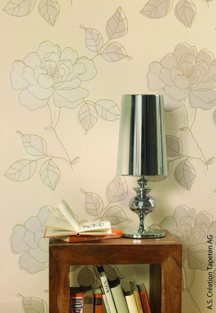 Tapety - staronový trend aneb Jak na tapetování