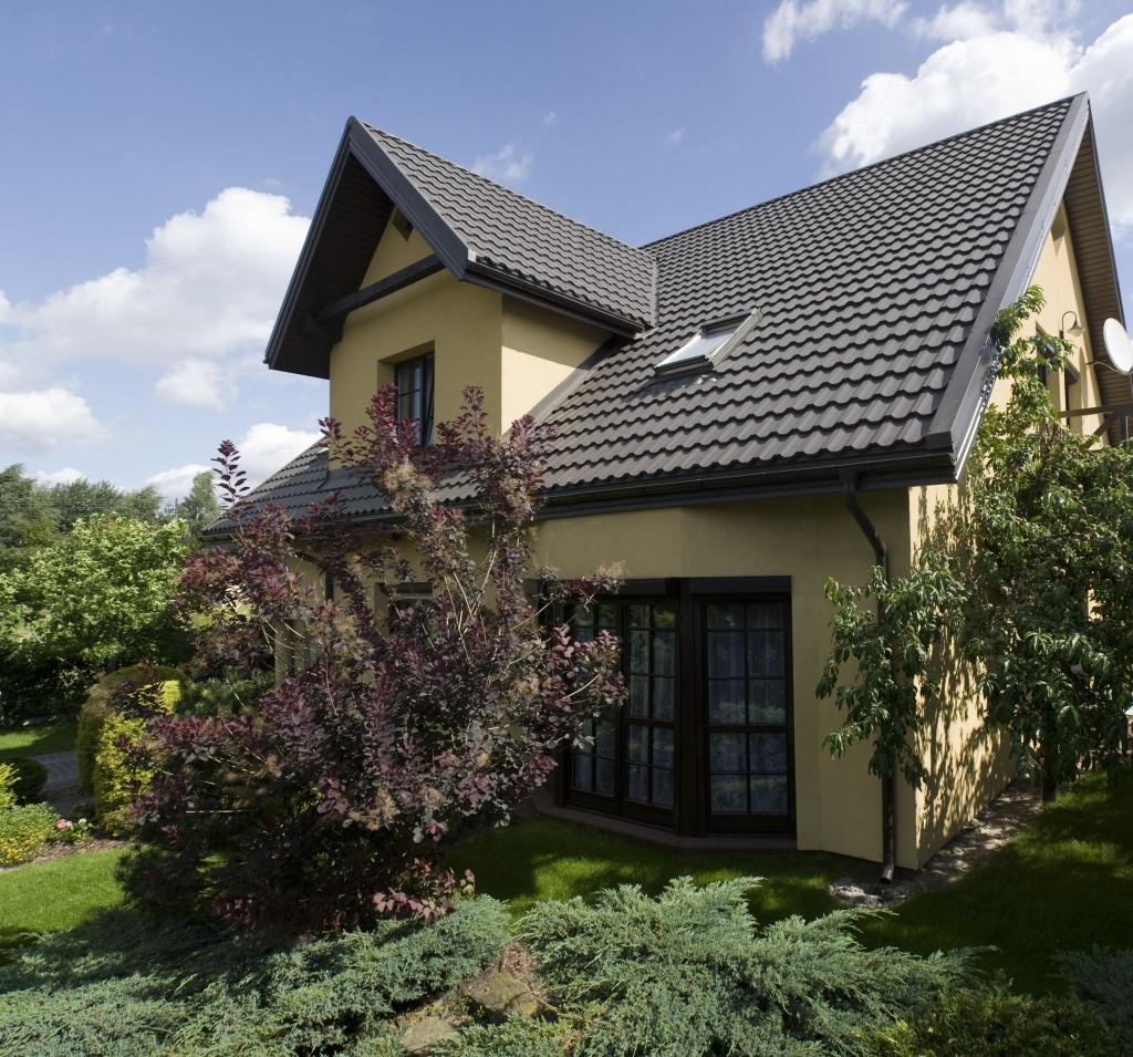 Střecha (také) dělá dům