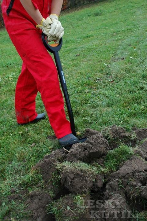 Příprava půdy pro výsev