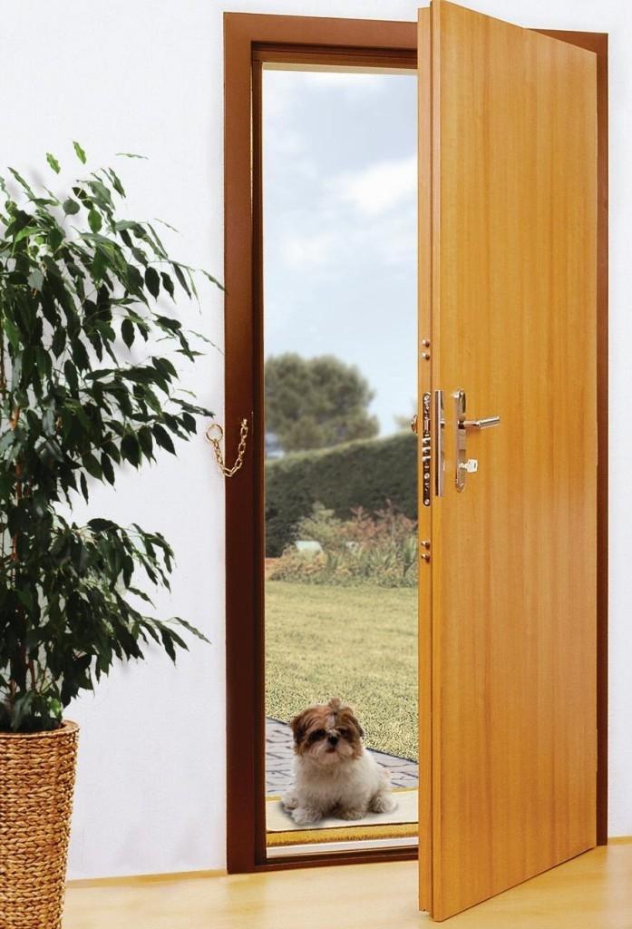 Bezpečnostní dveře a zárubně pod lupou