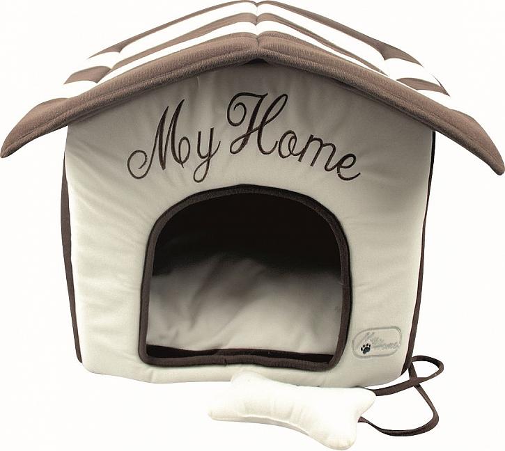 pelíšek pro psa tvar boudy