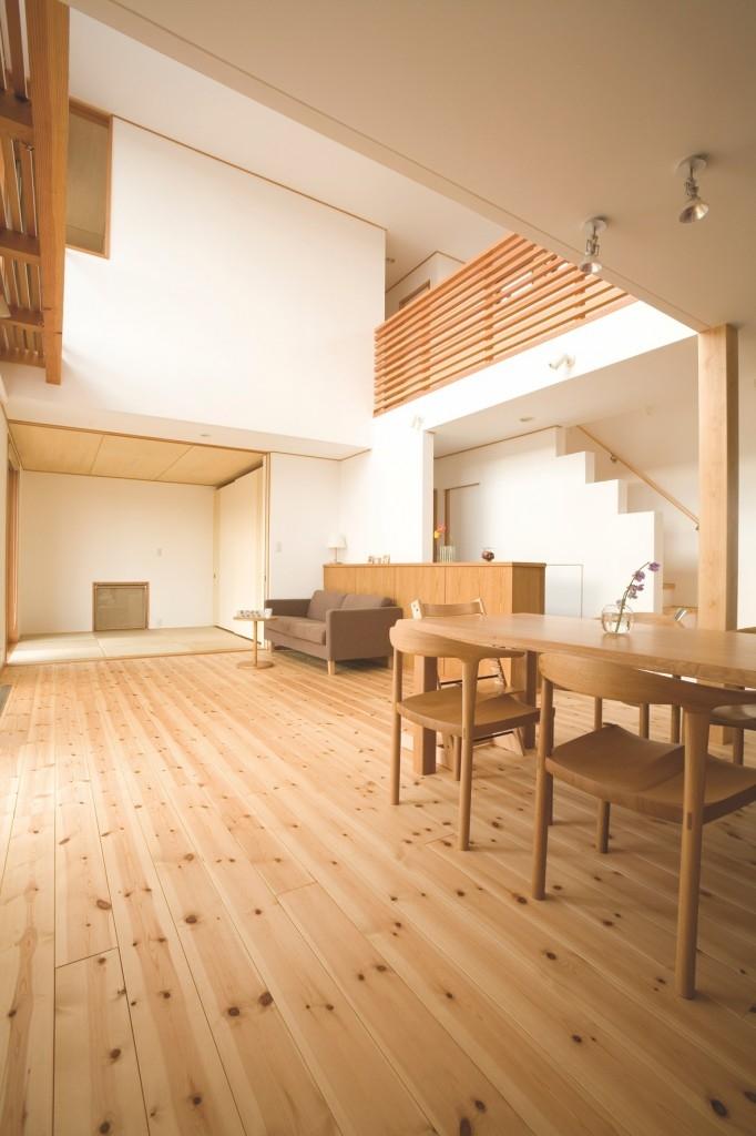 Dřevěné podlahy: není dřevo jako dřevo