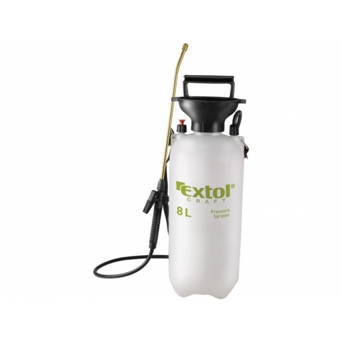 EXTOL CRAFT postřikovač tlakový zahradní, 8L