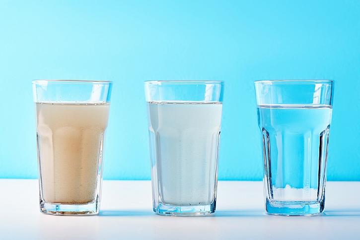 kvalita vody