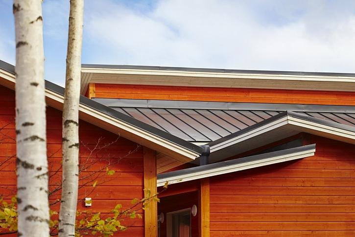 Krytina Lindab Click: ideál pro střechy rodinných domů