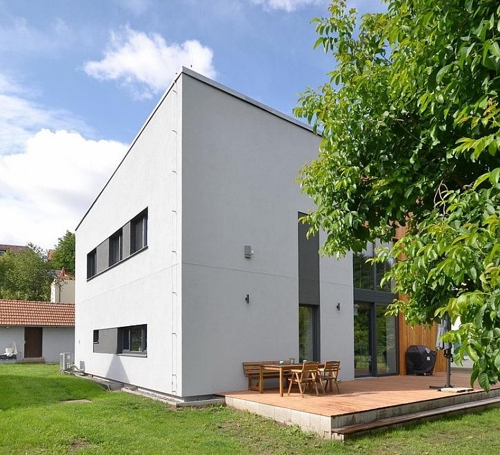 Rekonstrukce rodinného domu - Statenice