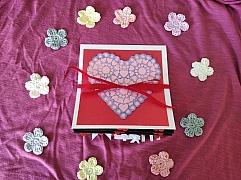 Chcete svého miláčka překvapit vlastnoručně vyrobenou valentýnkou?