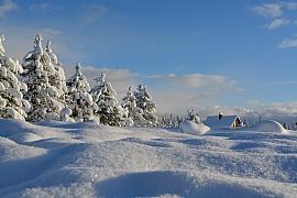 Proč padá sníh ajak tam někde vysoko vnebi vzniká?