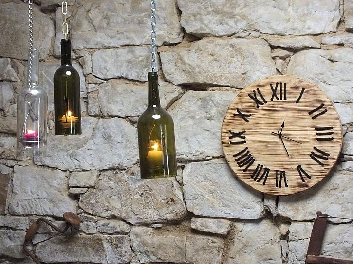 """Jak vyrobit dřevěné hodiny (Zdroj: Pavel """"Kutil"""" Zeman)"""
