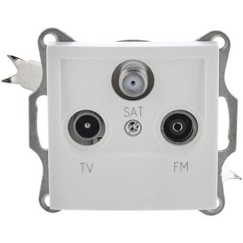 RETLUX RSB A369 AMY TV+R+SAT zásuvka 50003124