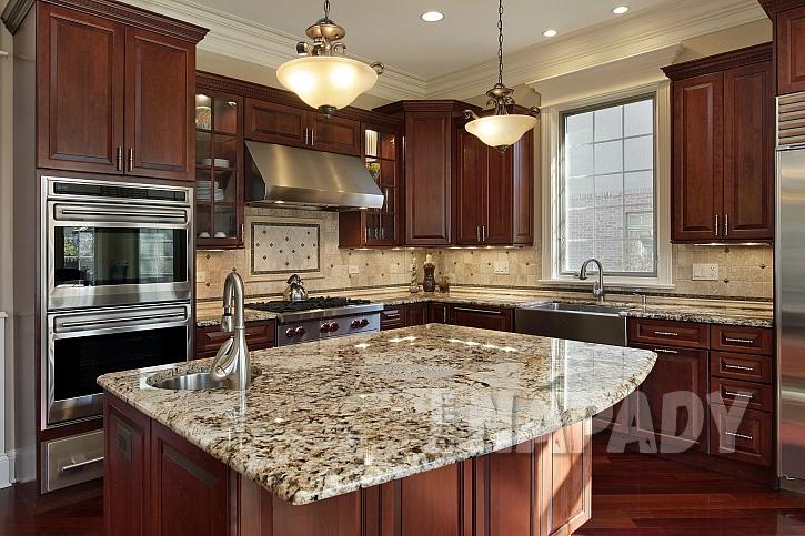 Luxus v kuchyni