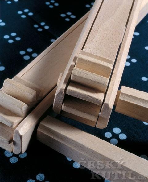 Dřevěná koleda