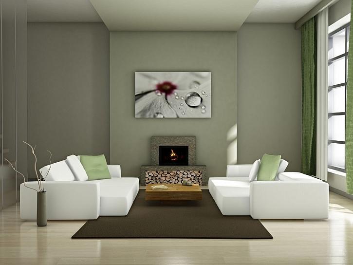 Sálavé topné panely slouží nenápadně a elegantně v každé místnosti