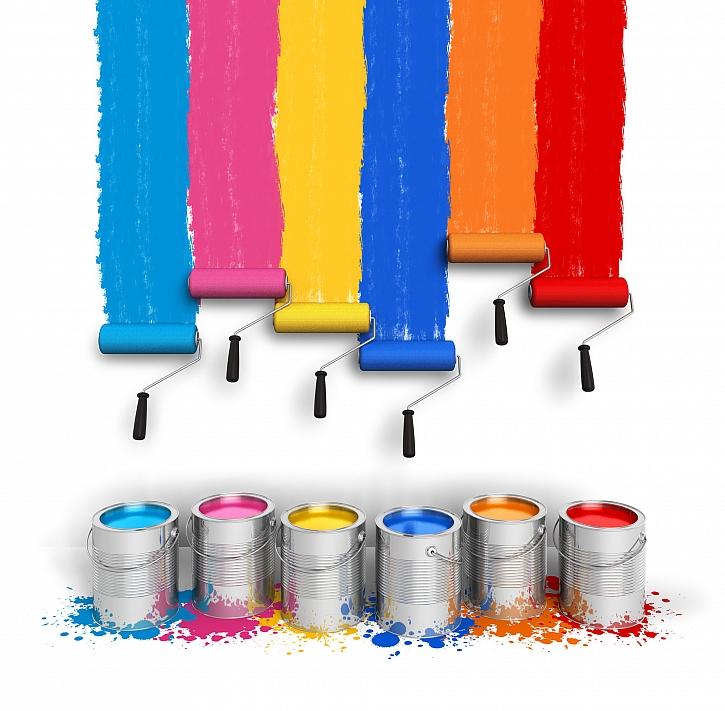 Barvy na stěny našich domovů