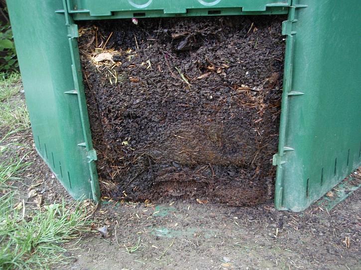 Kompostový substrát