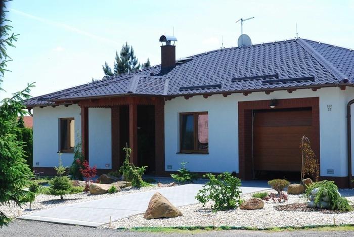 Úspory i za krov, dopravu a montáž
