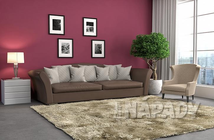 Moderní trendy v malování bytů se často mění (Zdroj: Depositphotos.com)
