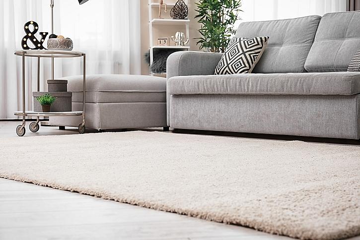 Aby koberec v interiéru dobře sloužil, poradíme s jeho pokládkou i čištěním (Zdroj: Depositphotos)