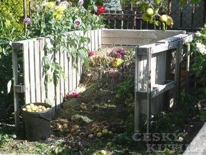 S biokomposterem máte kompost rychle