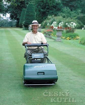 Tajemství anglických trávníků – I. díl